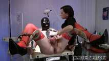Baroness Mercedes - You must eat your own cum!