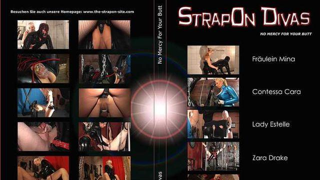 StrapOn Divas - No Mercy For Your Butt