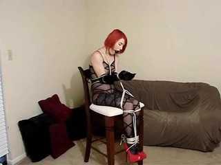 Anastassia - Chair Bound