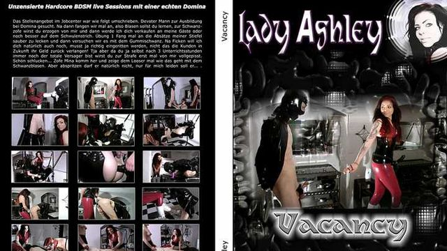 Lady Ashley - Vacancy