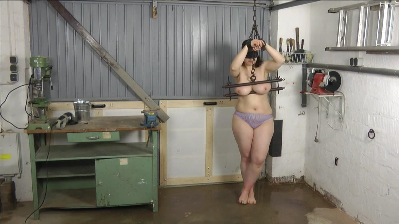 Tit and water torture