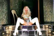 Latex Stockings & Transparent Latex