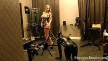Lady Estelle - Now you can Enjoy your dick Part1