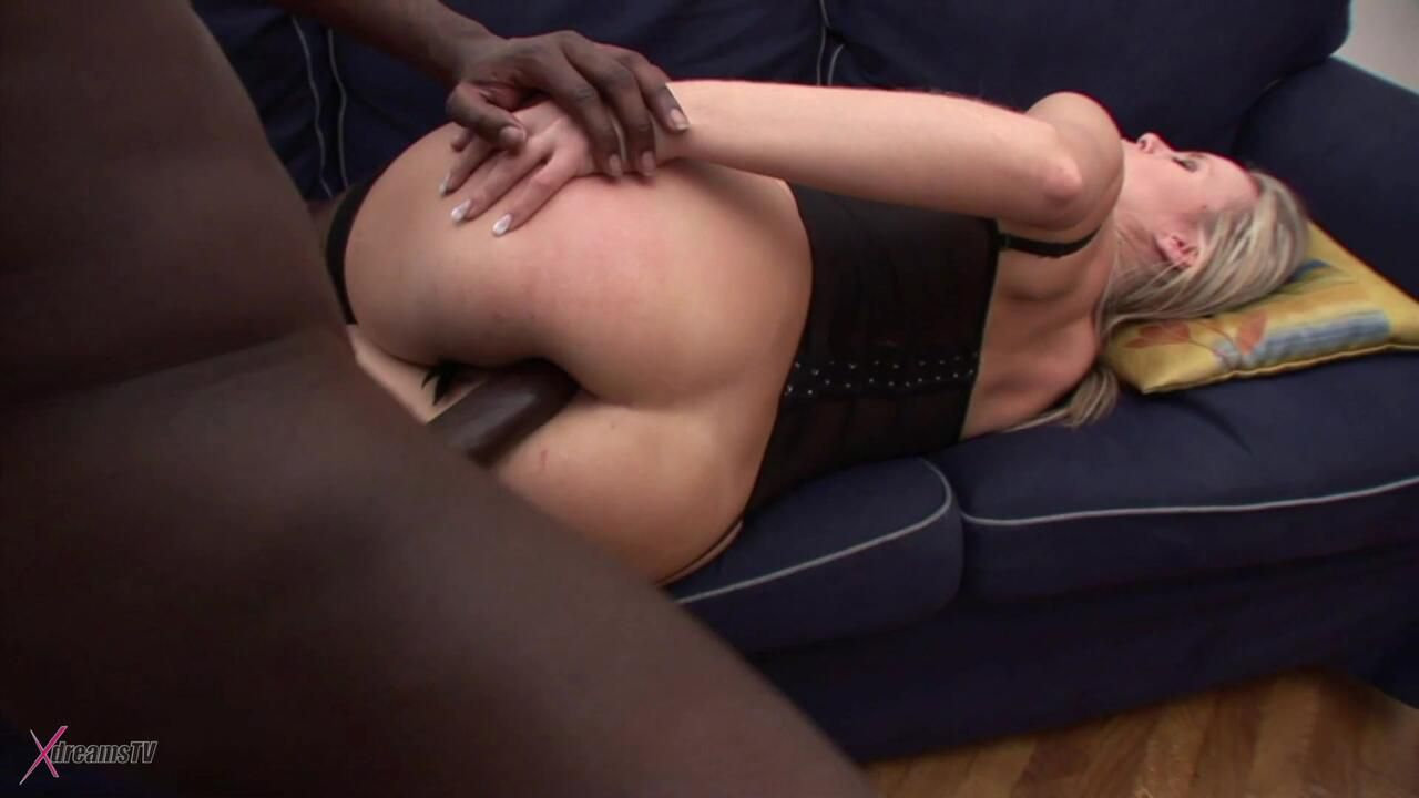 Black & White - Candra - Crack My Bum With Your BBC - Episode 2