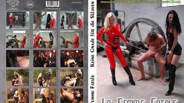 La Femme Fatale - Keine Gnade für die Sklaven