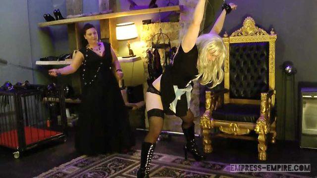 Lady Shiva Bitch - Basic Education to a Maid Lesson 1