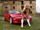 Car and Katharina