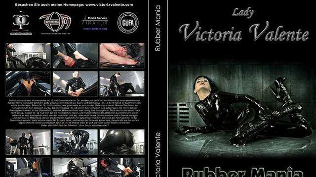 Lady Victoria Valente - Rubber Mania