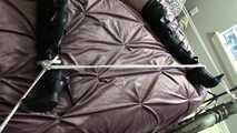 Liz Ashley - bed tied