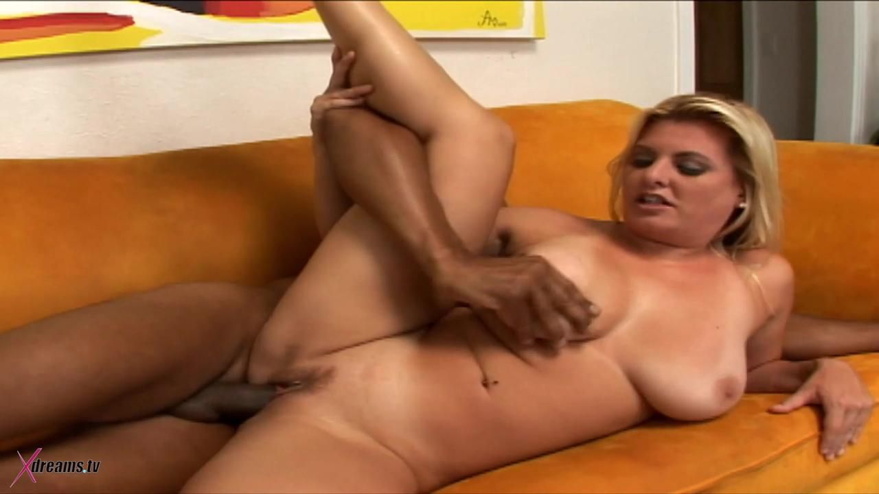 Black & White - Wife Cheats Her Husband With A Big Black Cock