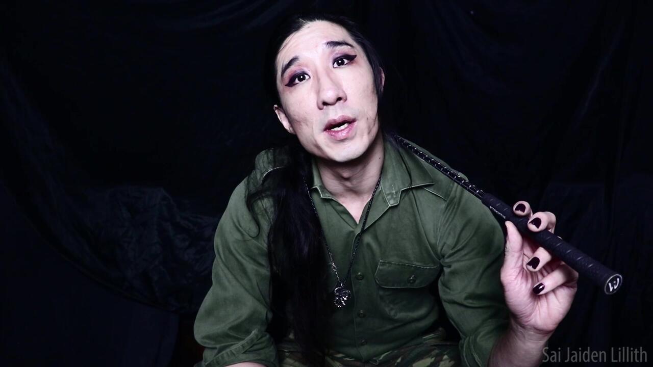 Drill Sergeant Sadistic Orgasm (Vagina Owner Masturbation Instructions)
