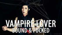 Vampire Lover - Bound & Astral Fucked (JOI for Vagina Owners)