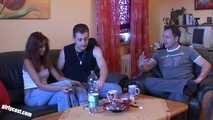 Tamara's private casting - dildo show