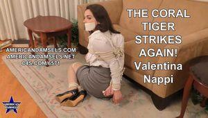 The Coral Tiger Strikes Again! - Valentina Nappi