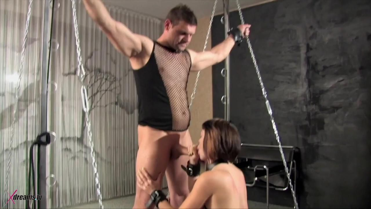 Tina's Submissive Couple Play - Changed Rolls