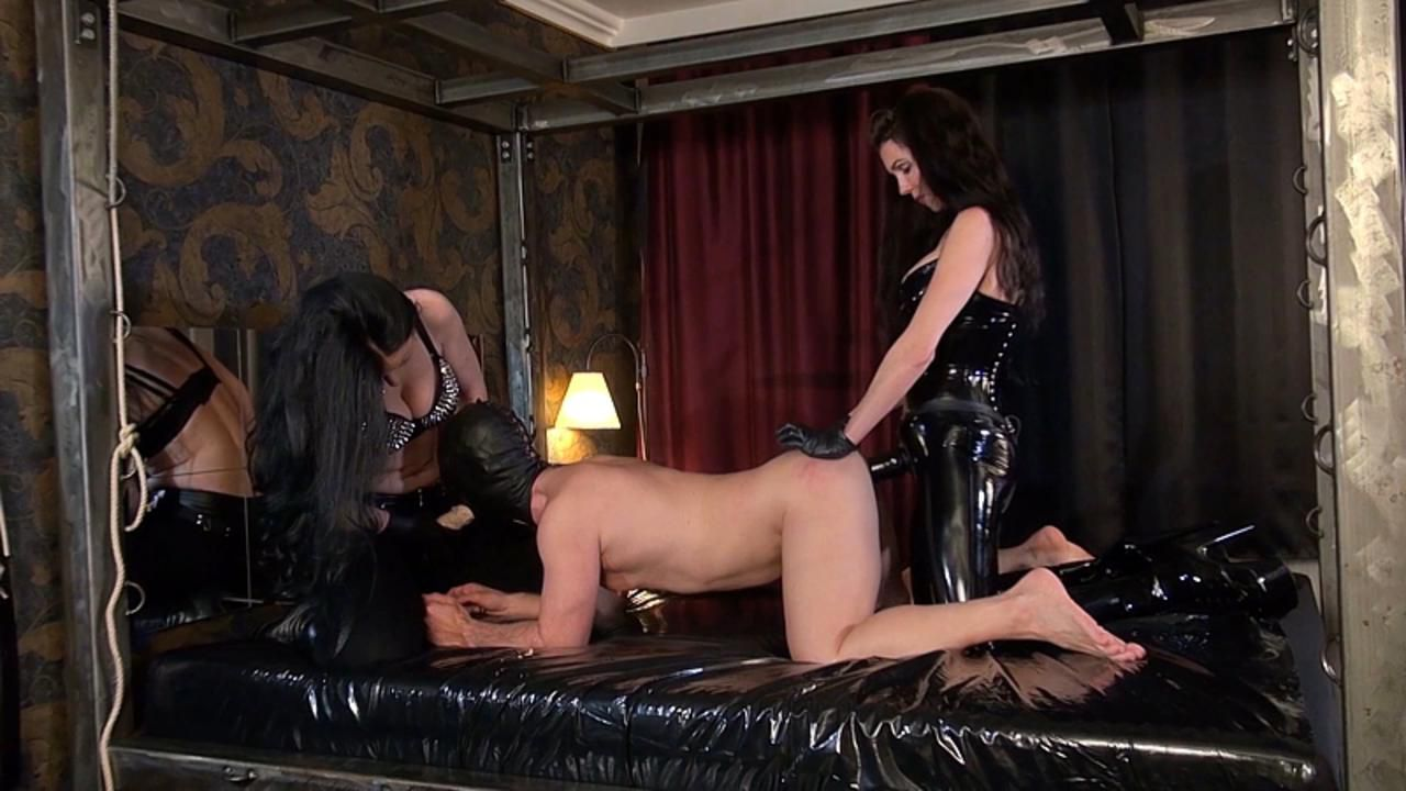 Mistress Susi und Lady Luciana