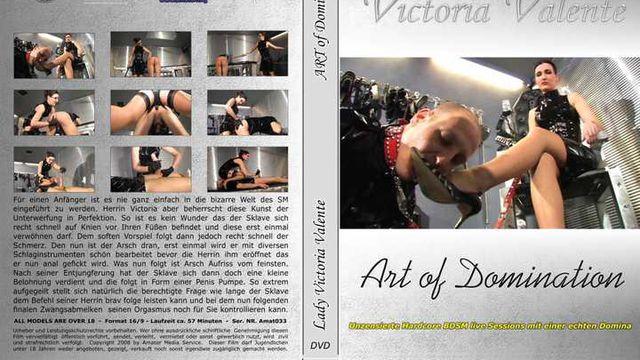 Victoria Valente - ART of Domination