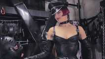 Mistress Tokyo - Leather Mistress and boot worship