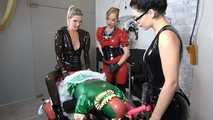 Rubber Object is a GangBang Slut Part2