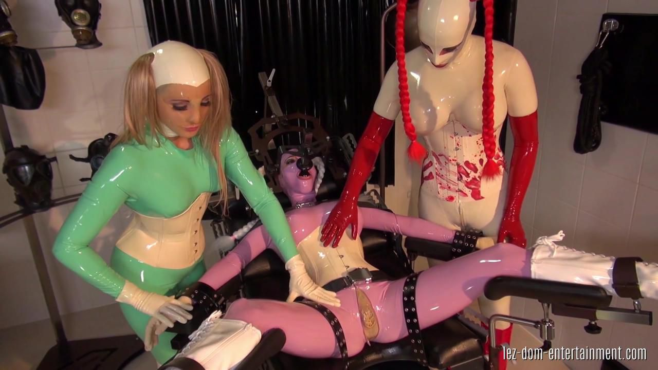 Heavy Rubber Gurls