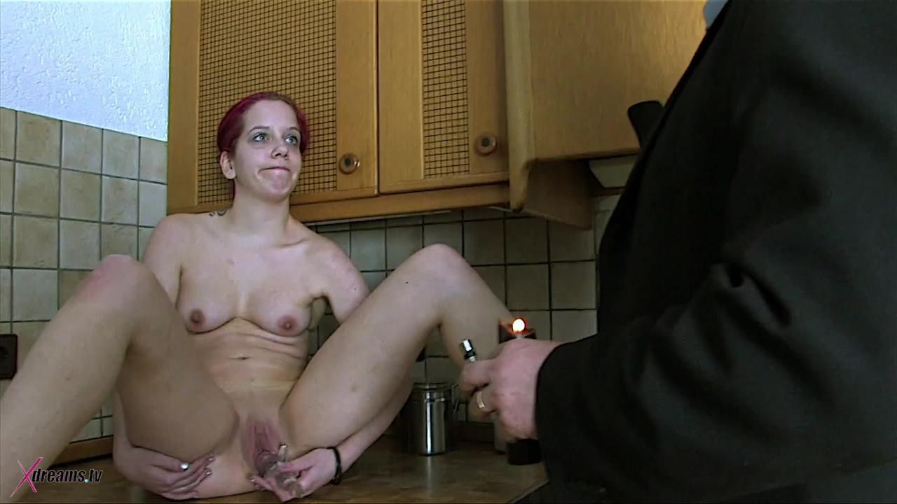 Jennifer Get Disciplined By Her Master