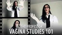 The Professor - Vagina Studies 101 (JOI for Vagina Owners)
