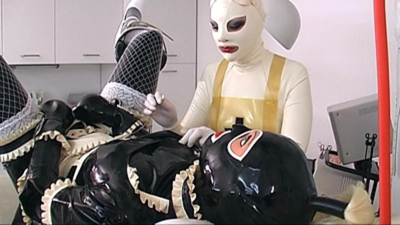 Madame Zoé - Rubber Doll Clinic Part1