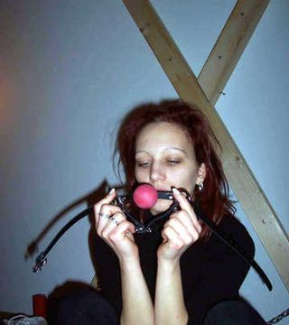 Taste the ballgag