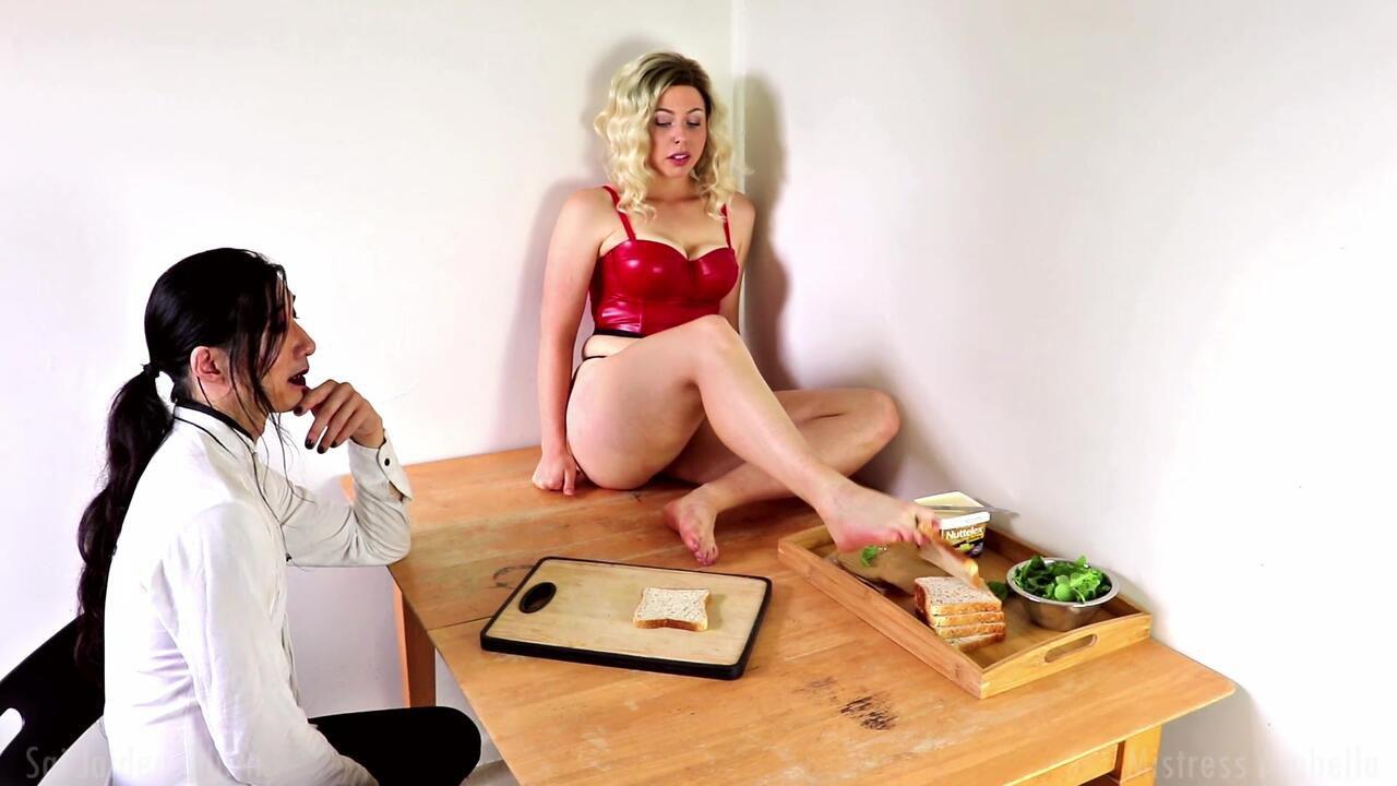 Make Me a Sandwich - w/Mistress Arabella