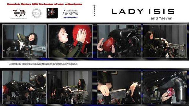 Lady Isis - Fuckingmaschine