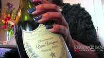 Dom Perignon financial nails