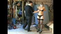 Delivery Of A Slavegirl
