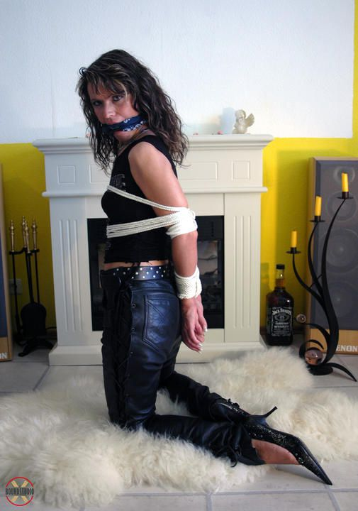 Leather, gags and ropes - Part Two