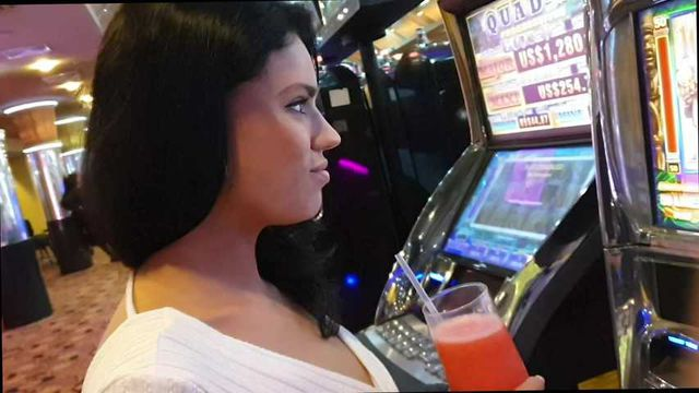 Casino - Car or a Night with Me?!?!