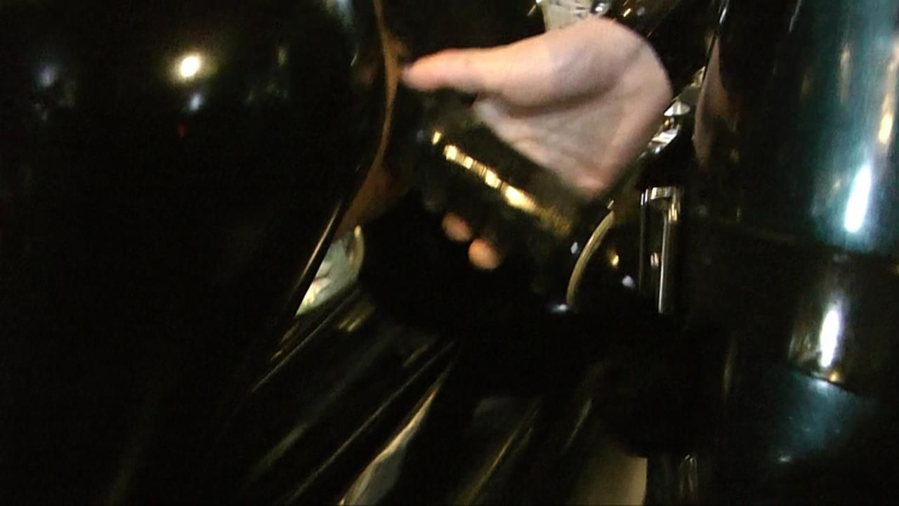 Lady Minou & Kandy - Ultimate Rubber Sex (Part2)