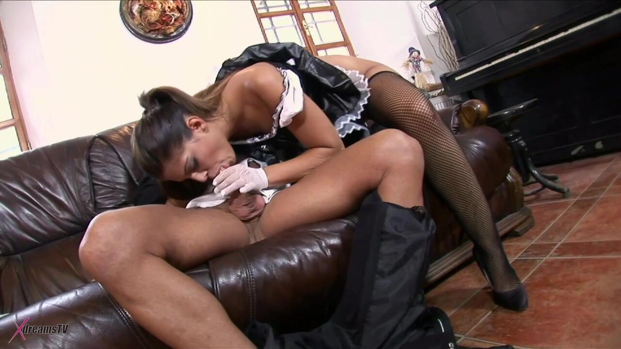 Maid Services - Defrancesca Gallardo - Boss Fuck My Ass Please