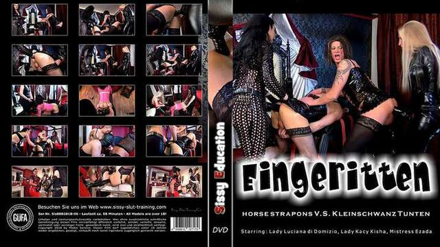 Sissy Education Vol. 6 - Eingeritten