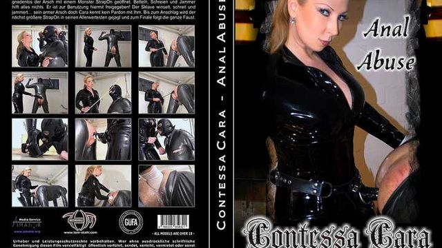 Contessa Cara - Anal Abuse