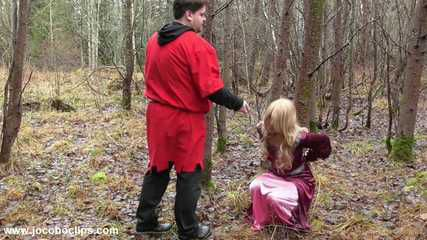 Taking The Princess To The Dungeon