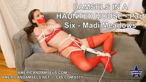 Damsels In A Haunted House - Part Six - Madi Meadows