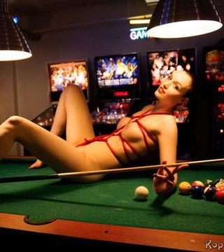 Pool table Tricks