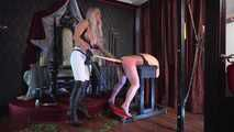 The Riding Instructor Part 2: Anal Riding Lesson