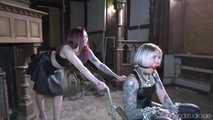 Roxxxi Manson unbeweglich!