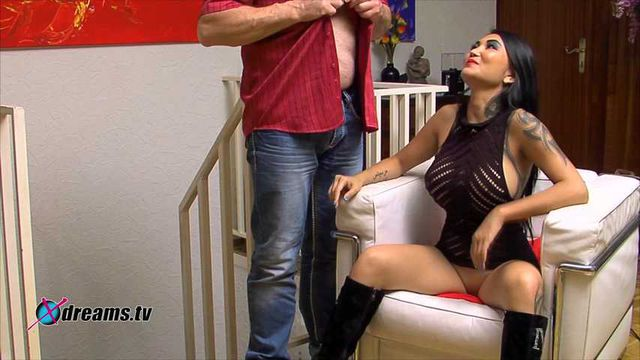 Kim XXX - Hubby's Orgasm Denial Handjob