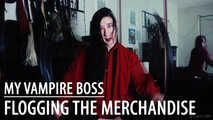 My Vampire Boss: Flogging the Merchandise (JOI for Vagina Owners)