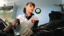 Cheyenne de Muriel - Rubber Clinic (Part2)