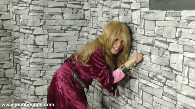 Princess Spanked At The Dungeon
