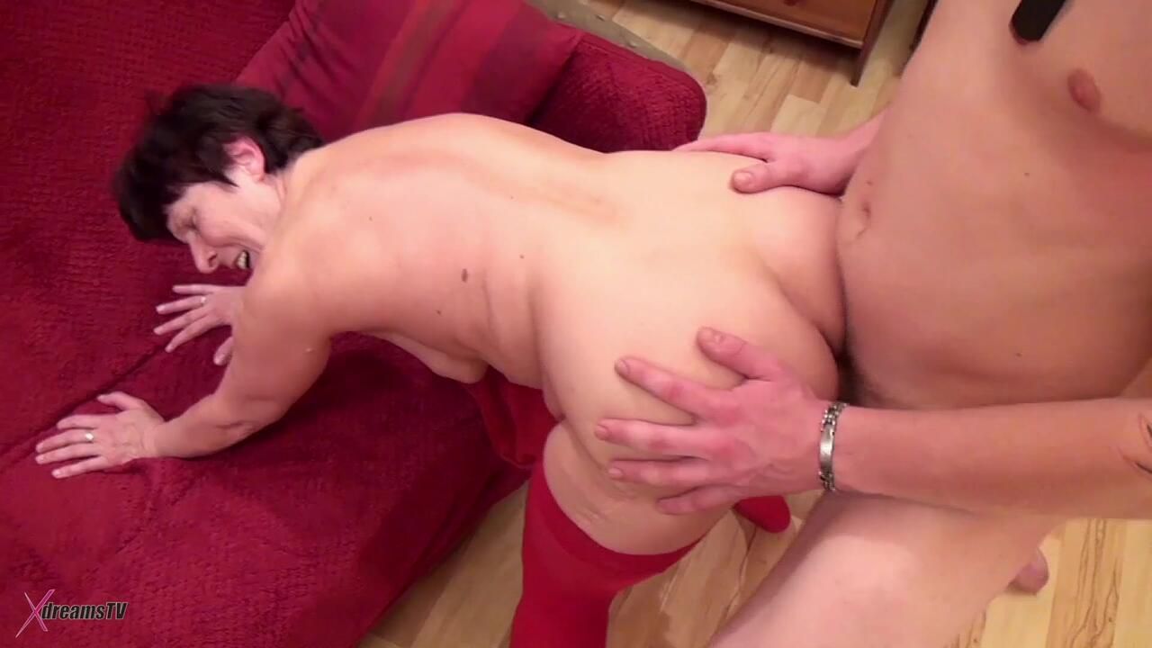 In My Home - Young Guy Fucked My Granny Cunt - Episode 2