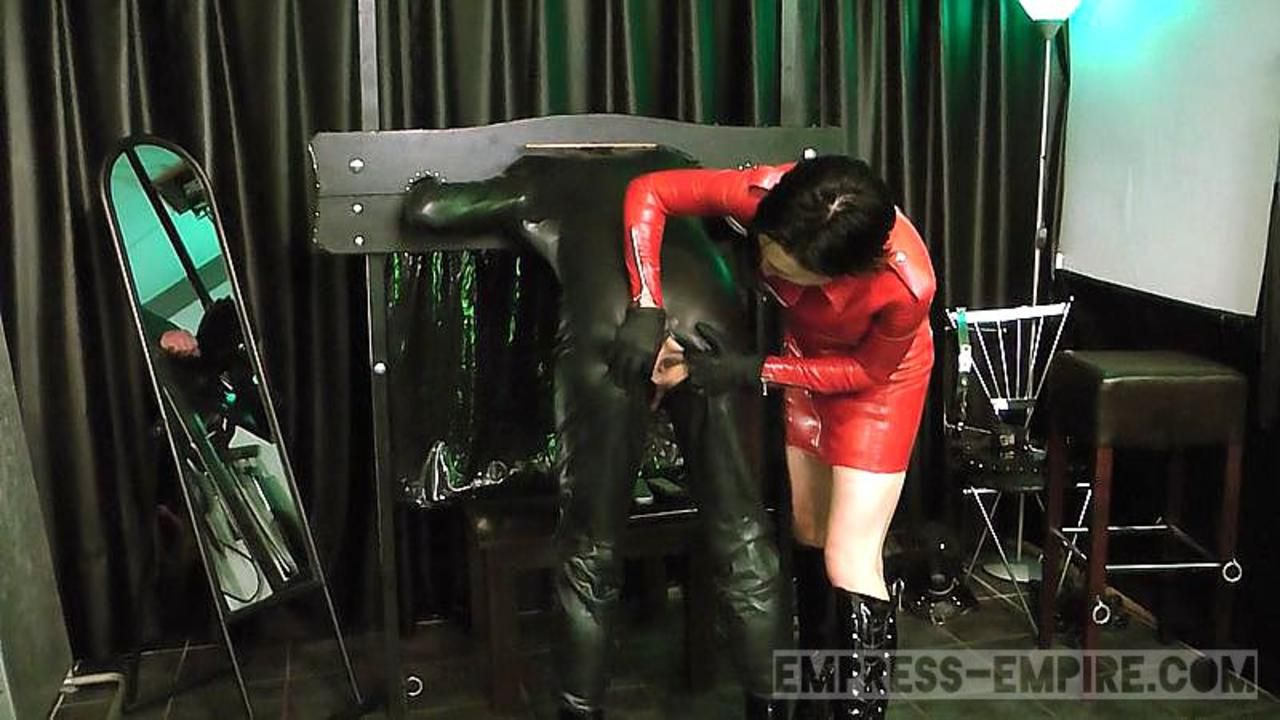 Baroness Mercedes - Punishment for a Orgasm