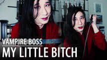 My Vampire Boss: My Little Bitch (JOI for Vagina Owners)